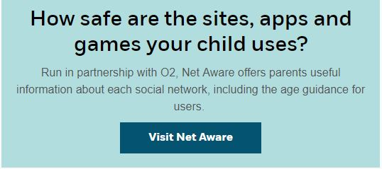 NSPCC net aware