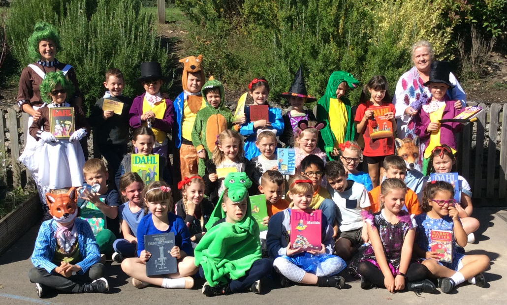 Willow Class World Book Day