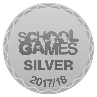 School Games Mark Silver