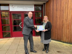 MNSP selected as Somerset Skills & Learning Employer of the Year 2019