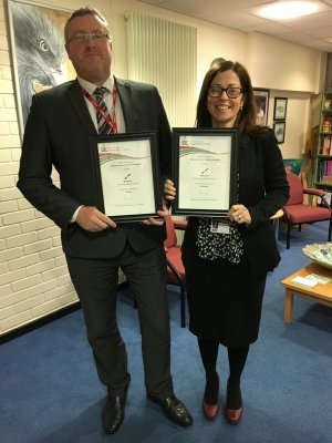 Schools Recognised for Putting Value into Volunteering