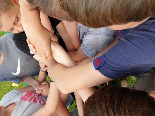 Oak Class on Camp