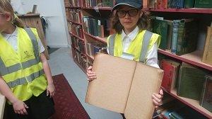 Challenge Readers - Bookbarn Visit