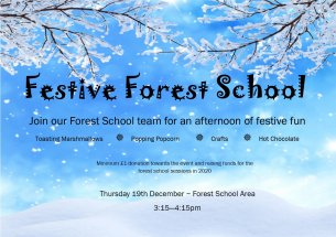 Festive Forest School
