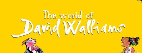 David Walliams - free audio book EVERY DAY