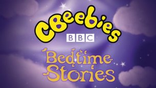 CBeebies Bedtime Stories and reading comprehension practise