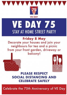 VE Day 75 - Stay at Home Street Party