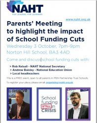 School Funding Cuts and Your Children