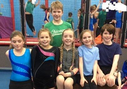 Gymnastics Competition Jan 2019