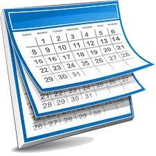 Key Dates in Term 4 2019