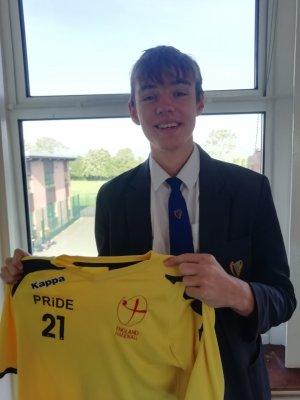 Year 11 Pupil makes U-18 Handball Squad